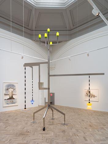 Exhibition view: Charles Avery, The Gates of Onomatopoeia, Ingleby Gallery, Edinburgh (27 April–13 July 2019). Courtesy the Artist and Ingleby, Edinburgh.Photo: Tom Nolan.