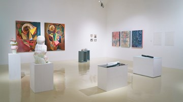 Contemporary art exhibition, Group Exhibition, New Now 2 - Vivid and Veiled at Gajah Gallery, Singapore