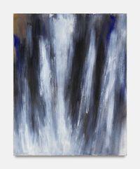 Kleine Suite: aufsteigend stürzend by Raimund Girke contemporary artwork painting