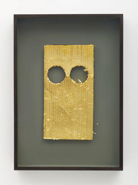 Mask VII by Peter Liversidge contemporary artwork