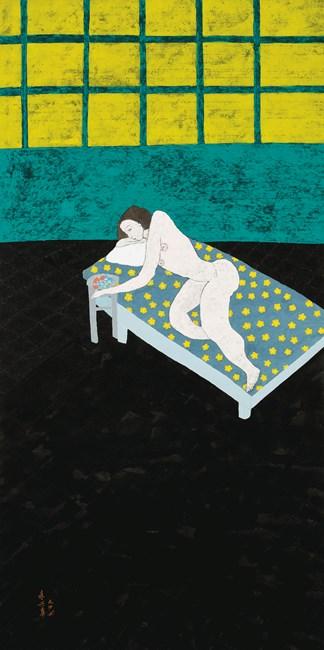 Love in Despair by Chu Hing-Wah contemporary artwork