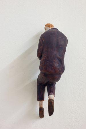 Chiodo fisso by Pino Deodato contemporary artwork