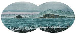 Tiaoshi Coast #2 by Chuan-Chu Lin contemporary artwork