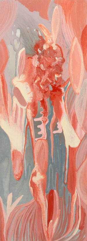 Debut of a Heartbeat by Joanne Pang contemporary artwork