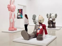 'It has created a sense of hostility': how Kaws made the art world pay attention