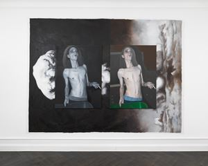 Untitled (Imagine) by Anne Imhof contemporary artwork
