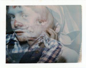 Double exposure (5) by Sidney Nolan contemporary artwork
