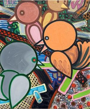 V-Platz by Marcus Weber contemporary artwork