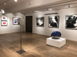 "Group Exhibition<br><em>Art Basel Pop-Up Exhibition: Contemporary Forms of Ink Painting</em><br><span class=""oc-gallery"">Alisan Fine Arts</span>"