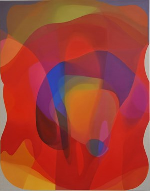 Veiled Spectrum III by John Young contemporary artwork