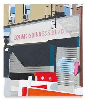 201 McGuinness by Brian Alfred contemporary artwork