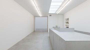 Zeno X Gallery contemporary art gallery in Antwerp, Belgium
