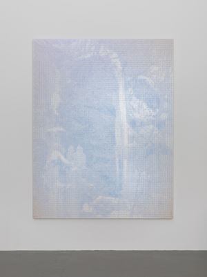 LOG (Icefall) by Daisuke Ohba contemporary artwork