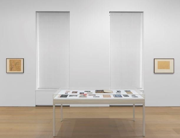 Exhibition view: Paul Klee, 1939, David Zwirner, 20th Street, New York (10 September–26 October 2019). Courtesy David Zwirner.