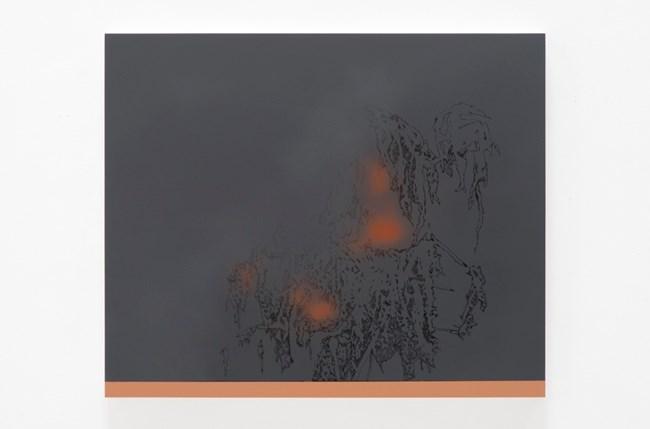 Bogeyman Landscape (smaller) by Whitney Bedford contemporary artwork