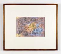Beetle Umwelt III by John Wolseley contemporary artwork print