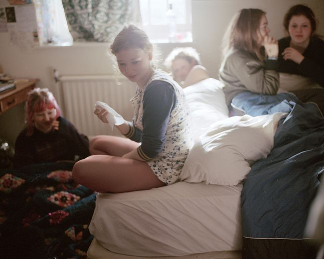 Martha's Bedroom by Siân Davey contemporary artwork