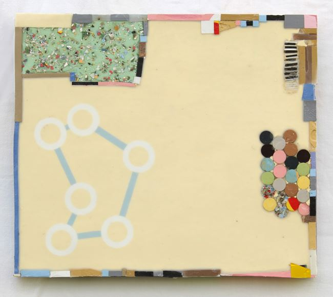 The Crystal Generator by Mark Rodda contemporary artwork