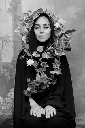 Untitled, from Women of Allah series by Shirin Neshat contemporary artwork