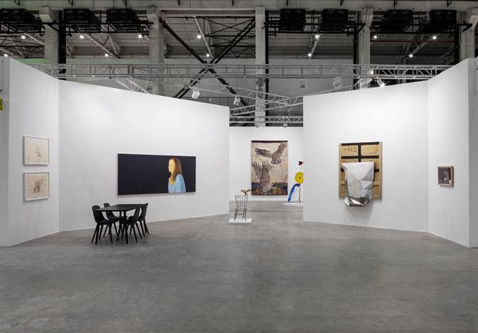 Timothy Taylor, West Bund Art & Design (8–11 November 2018). Courtesy Timothy Taylor.