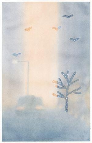 Canvas II by Carmen Ng contemporary artwork