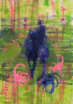 valentin (venus as a boy) by Rebekka Steiger contemporary artwork
