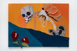 Summer Sweaty Dream by Yuli Yamagata contemporary artwork