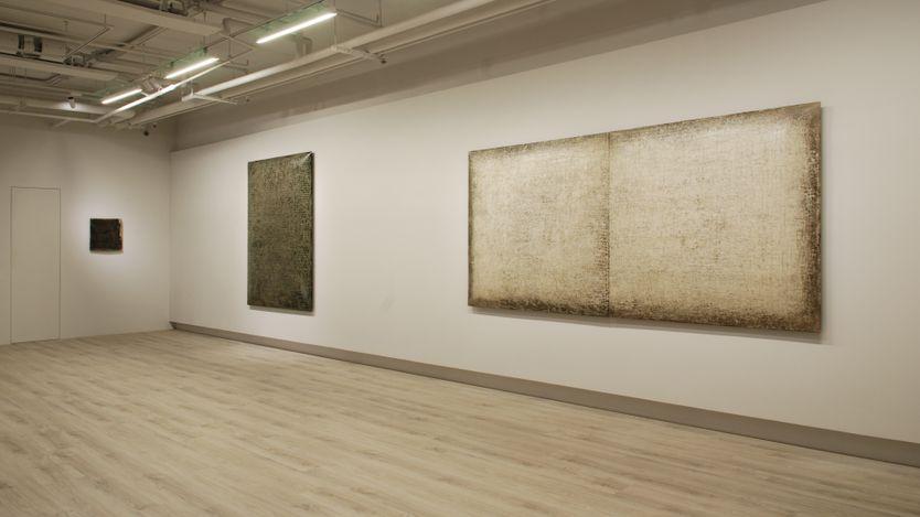 Exhibition view: Su Xiaobai, To Gallivant: The Paintings ofSu Xiaobai,Tina Keng Gallery, Taipei (16 January–6 February 2021). CourtesyTina Keng Gallery.