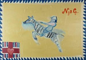 No 1 Co. by Carla Busuttil contemporary artwork