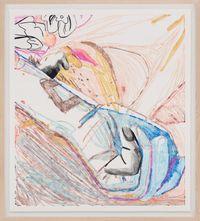 Dozes by Sarah Faux contemporary artwork painting, print