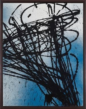 T1989-A12 by Hans Hartung contemporary artwork