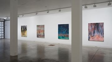Contemporary art exhibition, Matt Arbuckle, Reading Hands at Two Rooms, Auckland