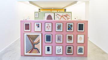 Contemporary art exhibition, Arpaïs Du Bois, (pour) retendre l'atmosphère at Gallery Fifty One, Antwerp