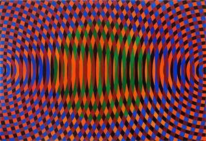Sonic Fragment No. 57 by John Aslanidis contemporary artwork