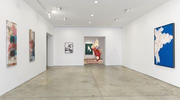 Contemporary art exhibition, Mandy El-Sayegh & Lee Bul, Recombinance at Lehmann Maupin, 536 West 22nd Street, New York