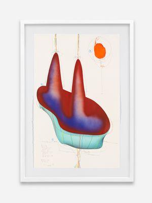Serendipity (6) by Jorinde Voigt contemporary artwork