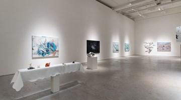 Contemporary art exhibition, Ying Hung, Mind and Matter: Derivation 神思與物遊 at Tina Keng Gallery, Taipei, Taiwan