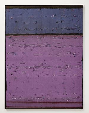 Violeta cámbrico by Enrique Brinkmann contemporary artwork