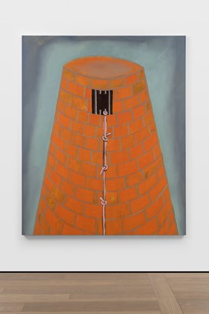 Tower of Song by Francesco Clemente contemporary artwork