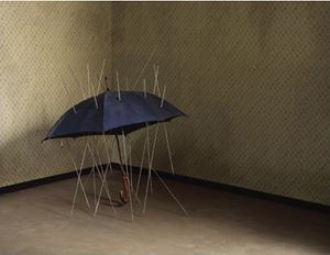 Rain Umbrella by Chen Wei contemporary artwork