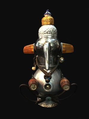 Ganesha by Komkrit Tepthian contemporary artwork
