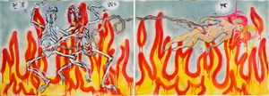 Script 1 by Tianzhuo Chen contemporary artwork