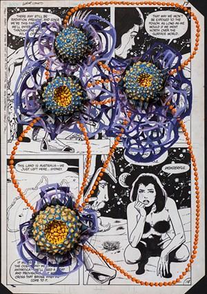 Wonderful by Rohan Wealleans contemporary artwork