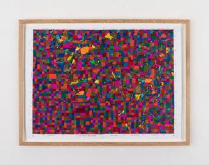 Road Trip 12 by Kathy Prendergast contemporary artwork