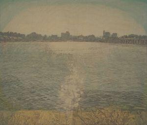 Han-river by Sejin Kwon contemporary artwork
