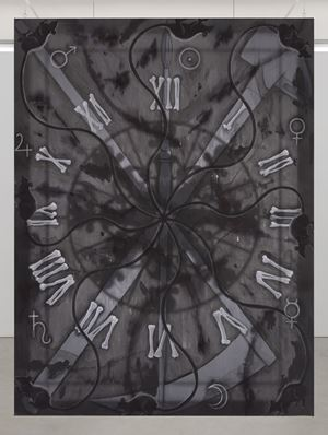 The International by Cindy Ji Hye Kim contemporary artwork