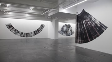 Contemporary art exhibition, Bernar Venet, IN RELATION: PERFORMANCE / SCULPTURE / PAINTING at de Sarthe, de Sarthe, Hong Kong