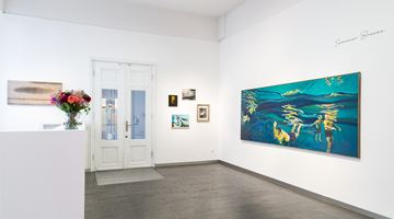 Contemporary art exhibition, Group Exhibition, Summer Breeze at Beck & Eggeling International Fine Art, Düsseldorf