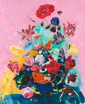 Whirlwind Romance by Monika Behrens contemporary artwork