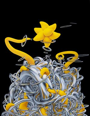 Pile by Li Erpeng contemporary artwork